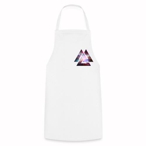 T-shirt motif Triangle galaxy - Tablier de cuisine