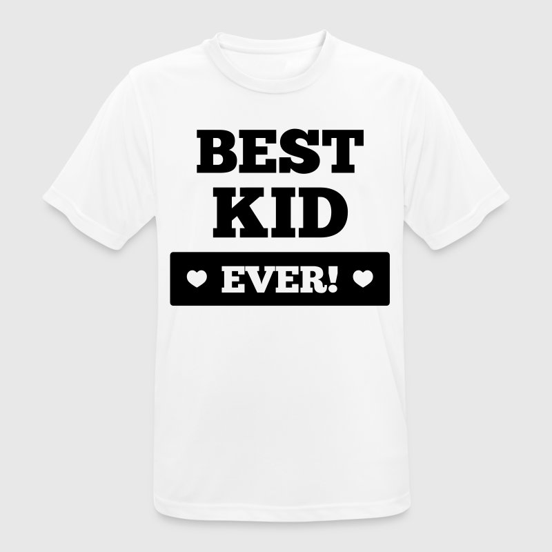 Best kid ever T-Shirts - Men's Breathable T-Shirt
