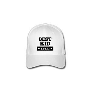 Best kid ever T-Shirts - Flexfit Baseballkappe