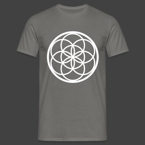 Flower of Life - Camiseta hombre