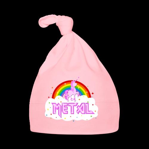 heavy einhorn - Baby Mütze
