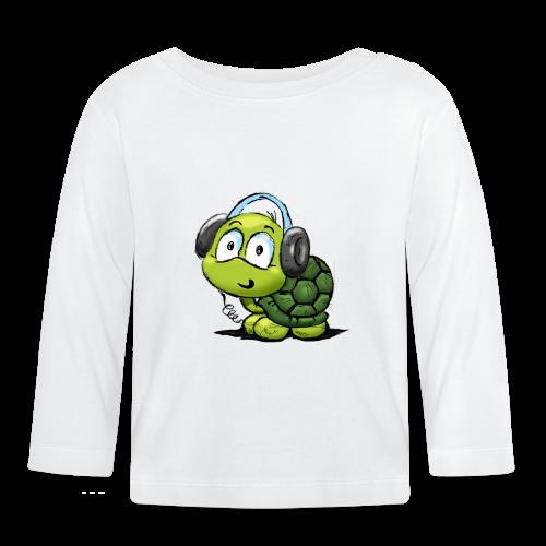 Schildkroete - Baby Langarmshirt