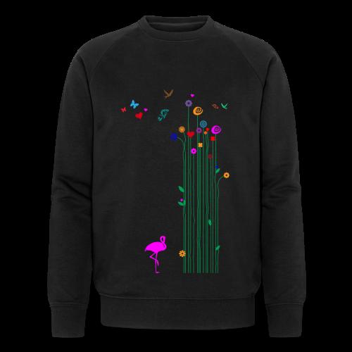 Schmetterlinge - Männer Bio-Sweatshirt von Stanley & Stella