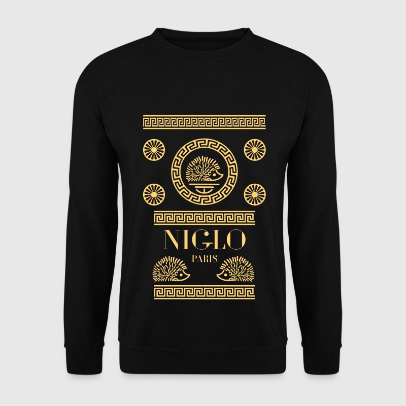 NIGLO paris  grec - Sweat-shirt Homme