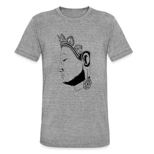 Khmer - Unisex Tri-Blend T-Shirt von Bella + Canvas