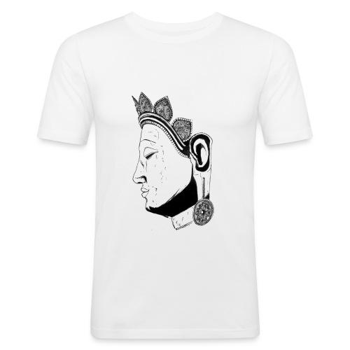 Khmer - Männer Slim Fit T-Shirt