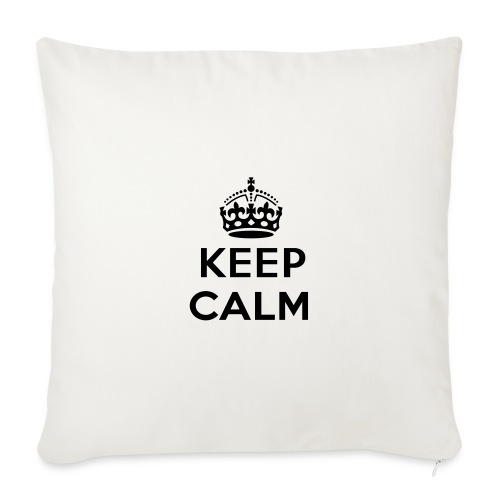 Shopping Bag - Sofa pillow cover 44 x 44 cm