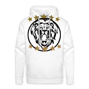 Gym shirt lion - Mannen Premium hoodie
