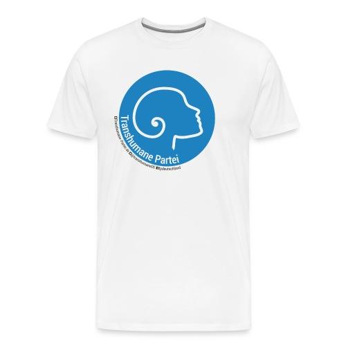 Hoodie / Kapuzenpulli - Männer Premium T-Shirt