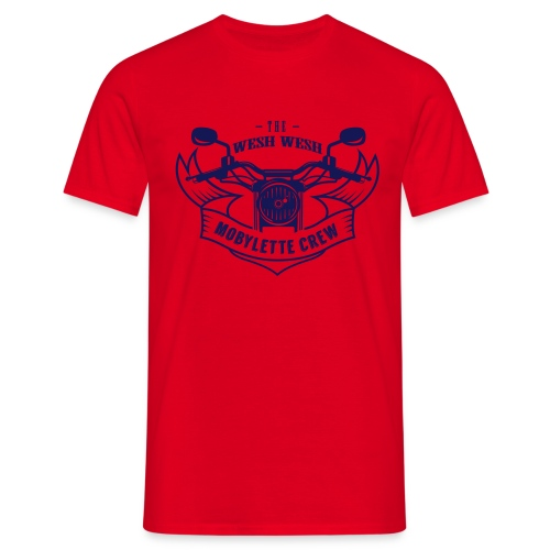 Promo - Wesh wesh mobylette crew - T-shirt Homme