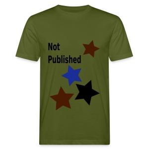 QÄ's Test Product - Männer Bio-T-Shirt
