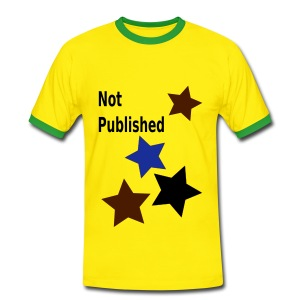 QÄ's Test Product - Männer Kontrast-T-Shirt