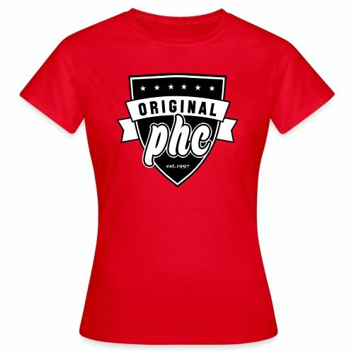Original PHC est. 1997 T- shirt  - T-shirt dam