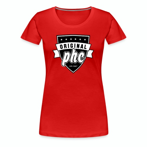 Original PHC est. 1997 T- shirt  - Premium-T-shirt dam