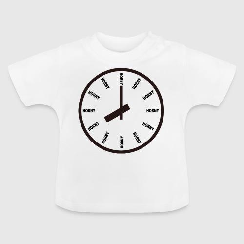 Horny - Baby T-shirt