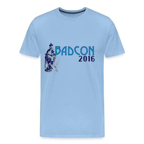 BADCON 2016 - Men's Premium T-Shirt