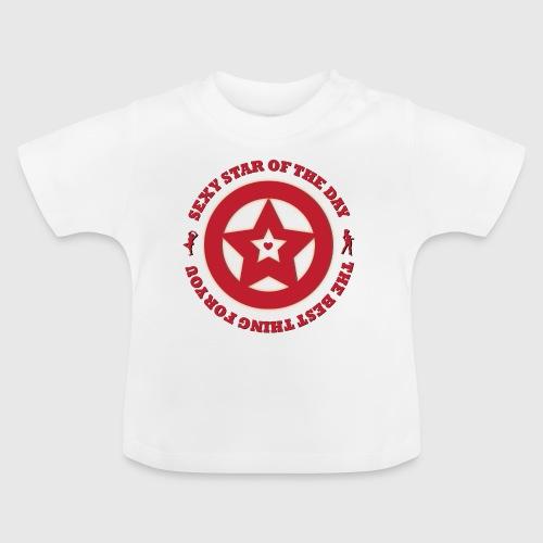 Sexy star  - Baby T-shirt