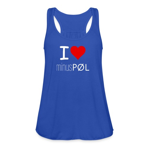 I love minusPØL Shirt Frauen - Frauen Tank Top von Bella