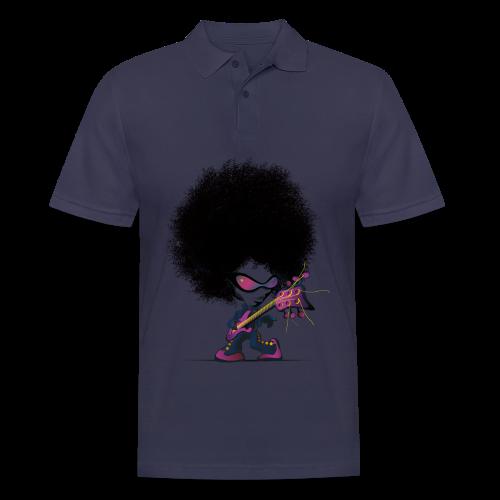 THE FUNKY PIMP - Männer Poloshirt