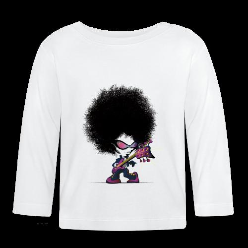 THE FUNKY PIMP - Baby Langarmshirt