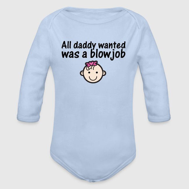 All daddy wanted - girl - 0-3 mdr.