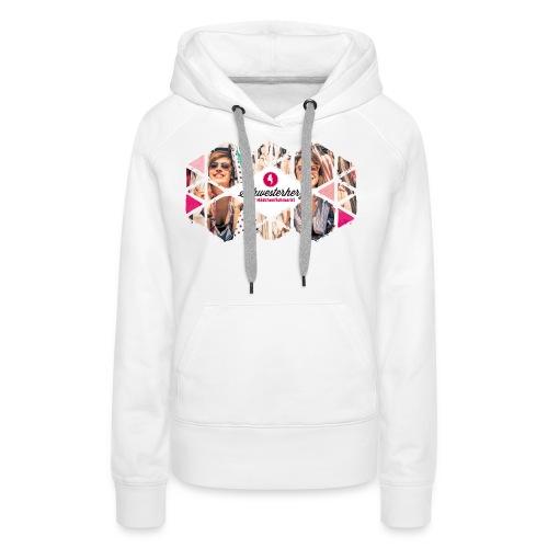 Schwesterherz T-Shirt - Frauen Premium Hoodie