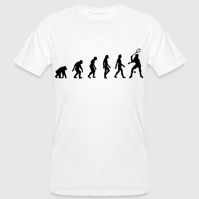 The Evolution of Squash T-Shirts - Men's Organic T-shirt