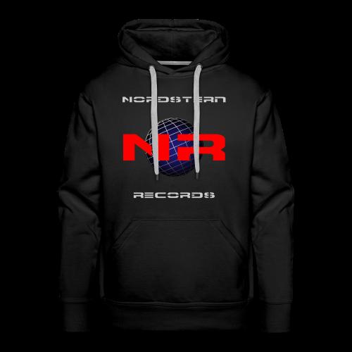 Nordstern Records Pullover - Männer Premium Hoodie