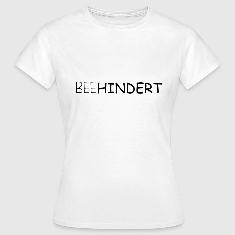 Bee hindert T-Shirts - Frauen T-Shirt