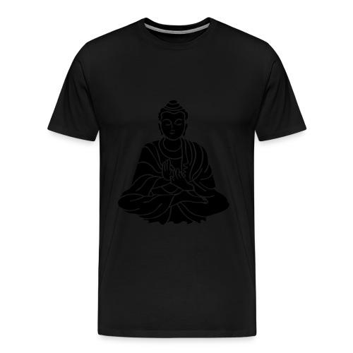 Buddha - Mannen Premium T-shirt