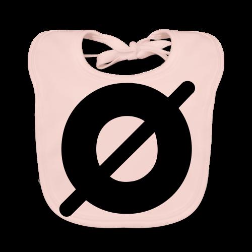 Ø (unisex) - Baby økologisk hagesmæk