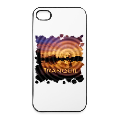 Tranquil Tasse - iPhone 4/4s Hard Case