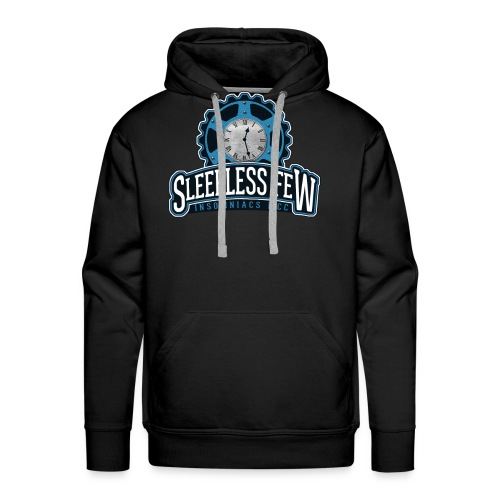 Sleepless Few MCC Tee - Men's Premium Hoodie
