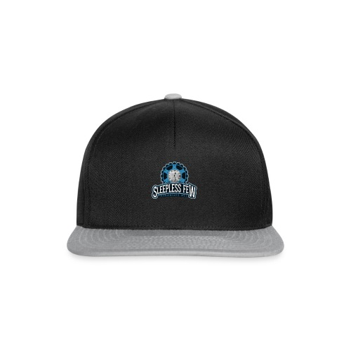Sleepless Few MCC Tee - Snapback Cap