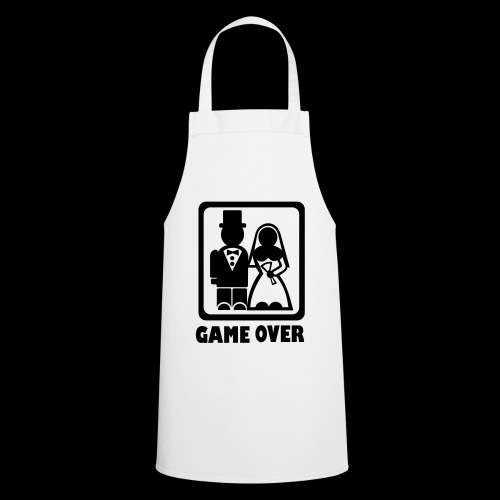 Gamers Wedding T-shirt - Cooking Apron