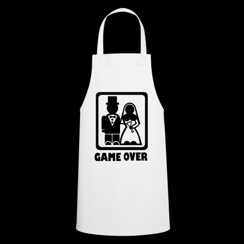 Gamers Wedding T-shirt - Cooking Apron
