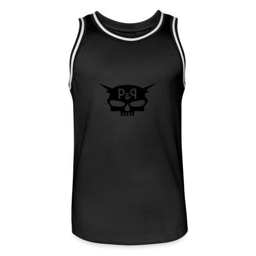 Bonnet P&P Wearz Bones Power - Maillot de basket Homme
