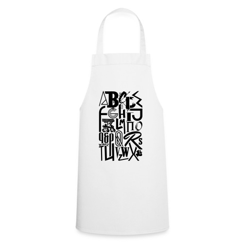 Alfa-b Winter for Him - Tablier de cuisine