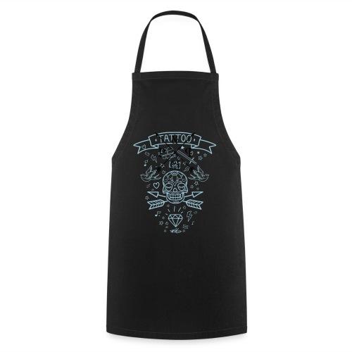 Tattoo Line Winter for Him - Tablier de cuisine
