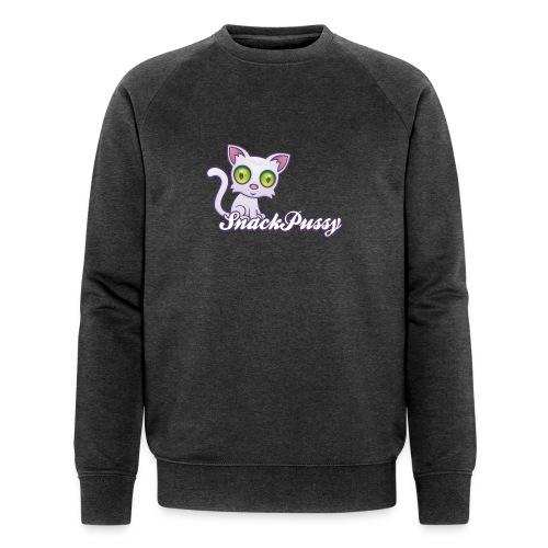 Pussy Messenger - Männer Bio-Sweatshirt von Stanley & Stella