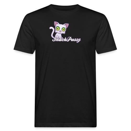Pussy Messenger - Männer Bio-T-Shirt