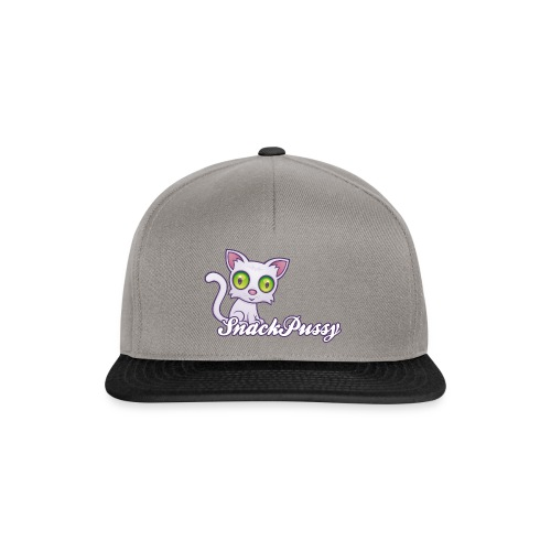 Pussy Messenger - Snapback Cap