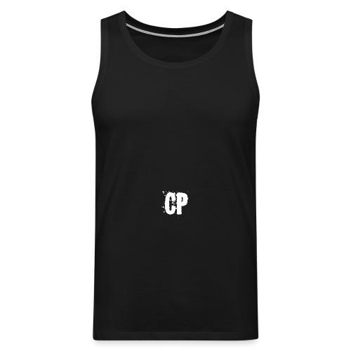CP Pet - Mannen Premium tank top