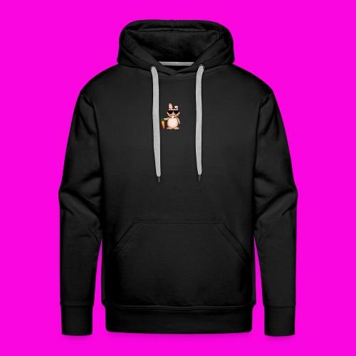 De wortel pet - Mannen Premium hoodie