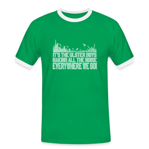 Everywhere We Go! - Men's Ringer Shirt