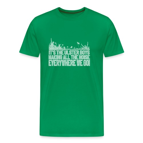 Everywhere We Go! - Men's Premium T-Shirt