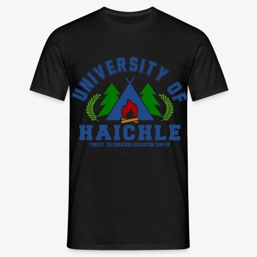 University Of Haichle (Kinder) - Männer T-Shirt
