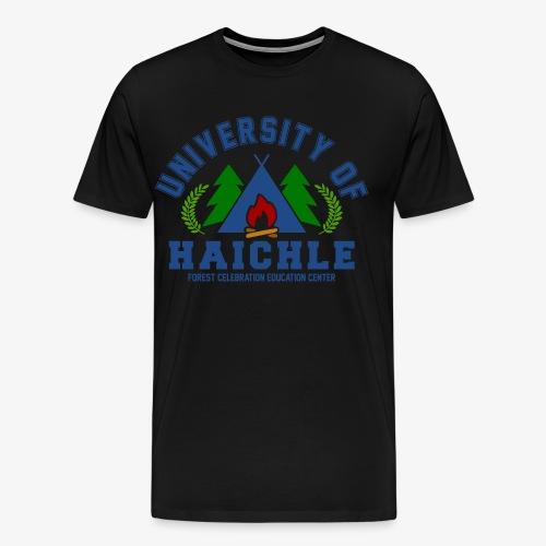 University Of Haichle (Kinder) - Männer Premium T-Shirt