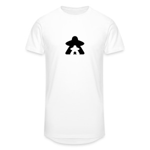Meeple March - Men's Long Body Urban Tee
