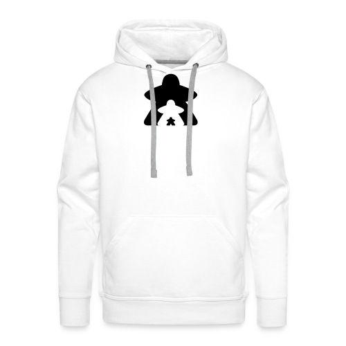 Meeple March - Men's Premium Hoodie